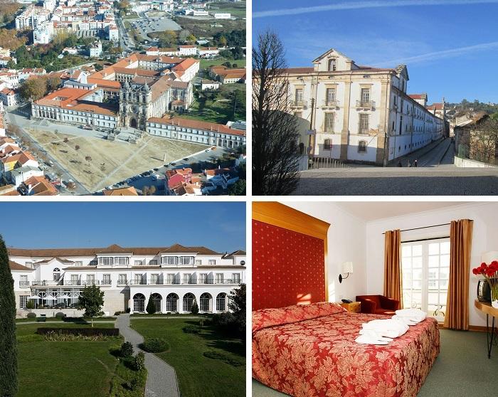 Apoios Comunitários - Hotel Príncipe Perfeito e Montebelo Mosteiro Alcobaça Hotel