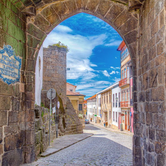 Return to the History of Viseu