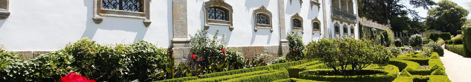 Visita ao Parador Casa da Ínsua