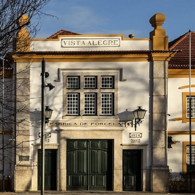 Visita ao Museu Vista Alegre