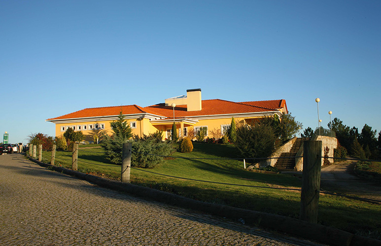 Montebelo Golfe - Clubhouse