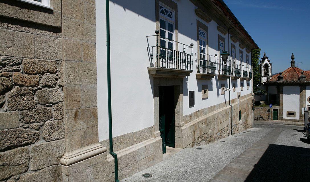 Entrada do Palácio dos Melos