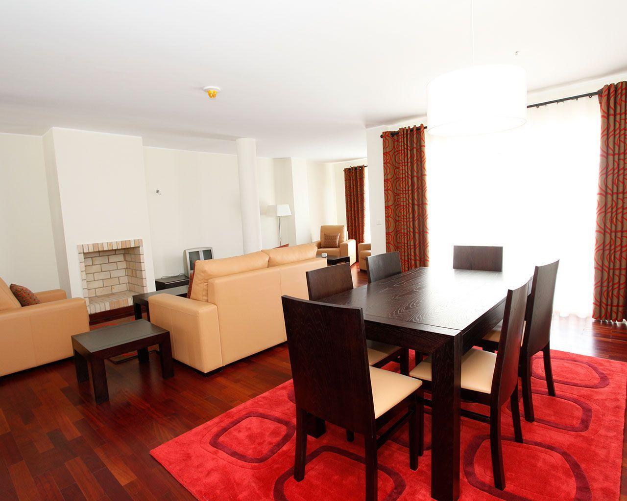 Sala de Estar - Apartamento T1 Standard