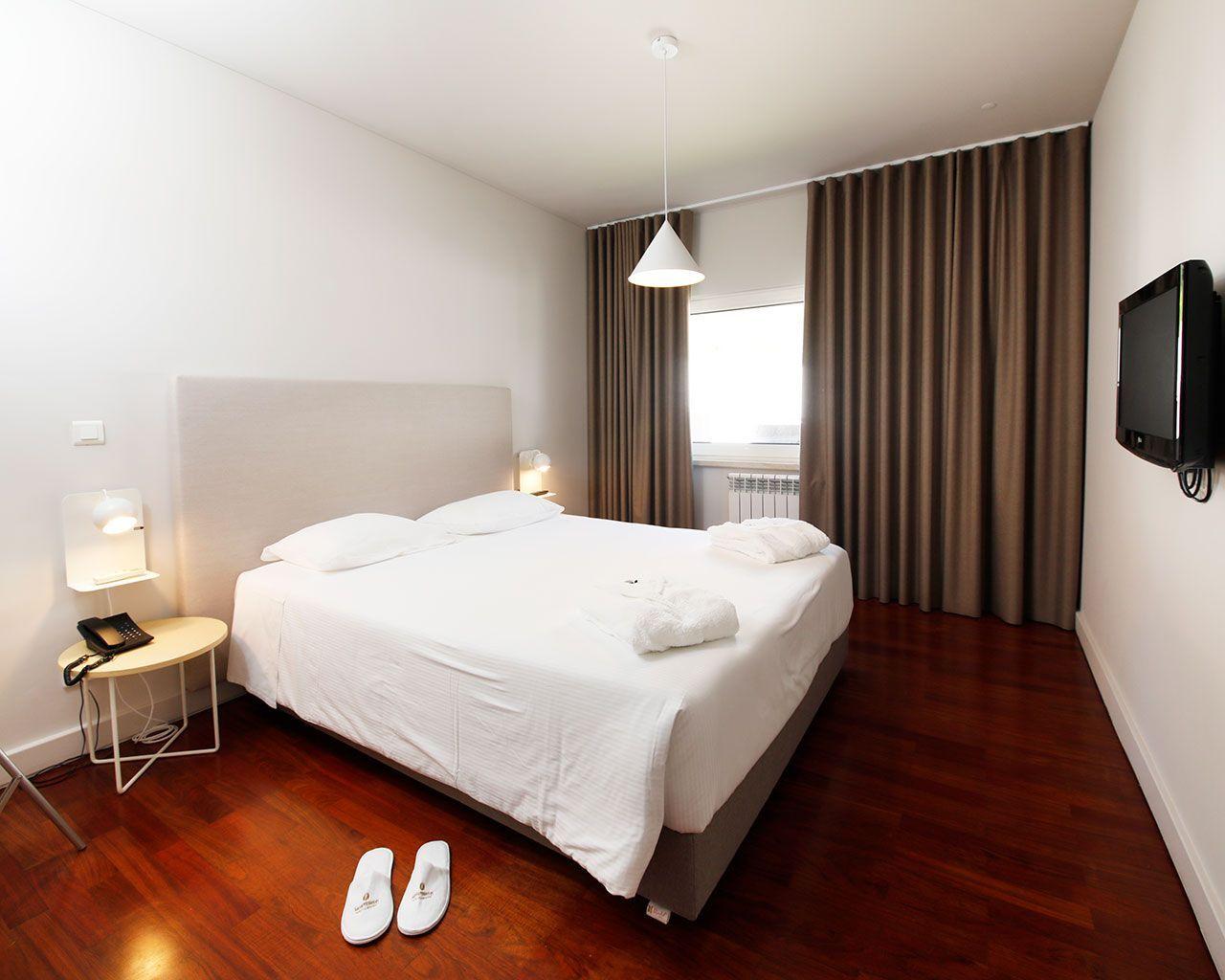 Quarto - Apartamento T1 Premium