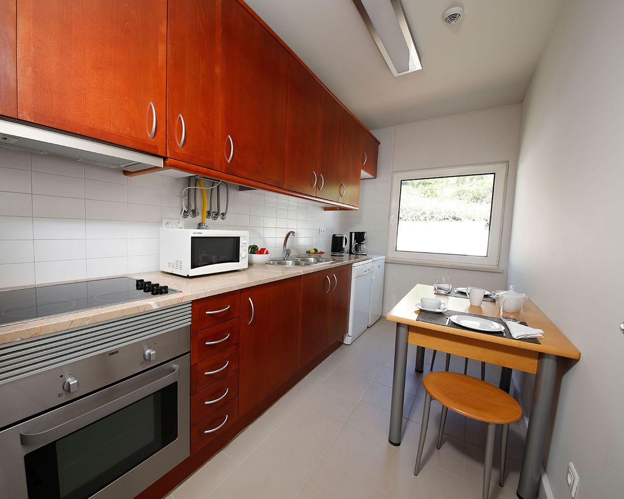 Cozinha - Apartamento T1 Premium