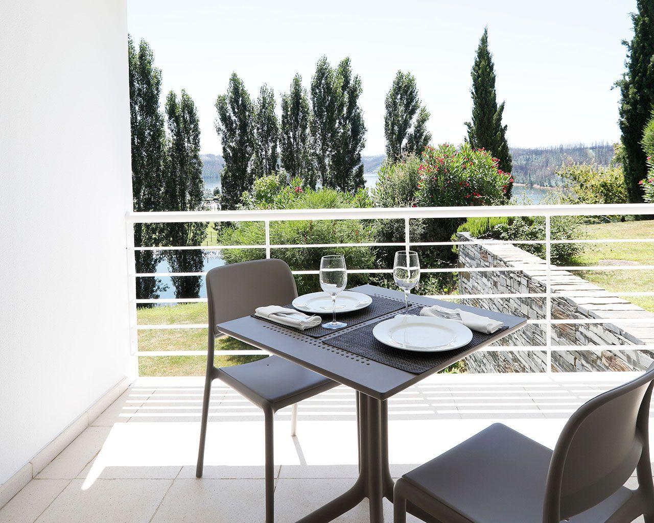 Varanda - Apartamento T1 Premium