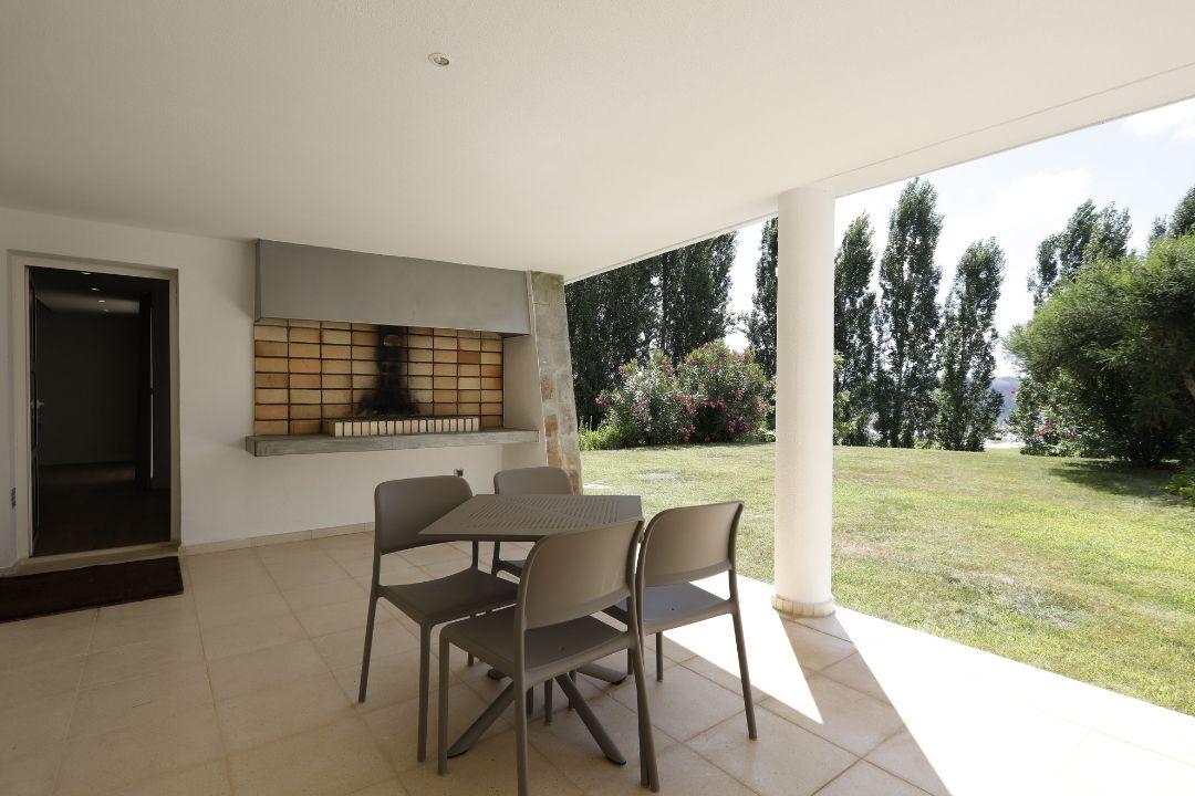 Terraço com Churraqueira - Apartamento T2 Premium