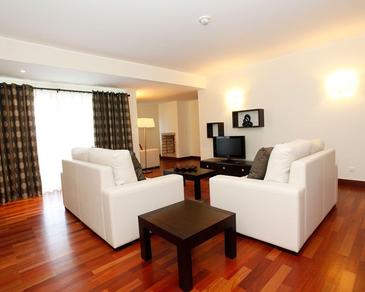 Sala de Estar - Apartamento T2 Standard