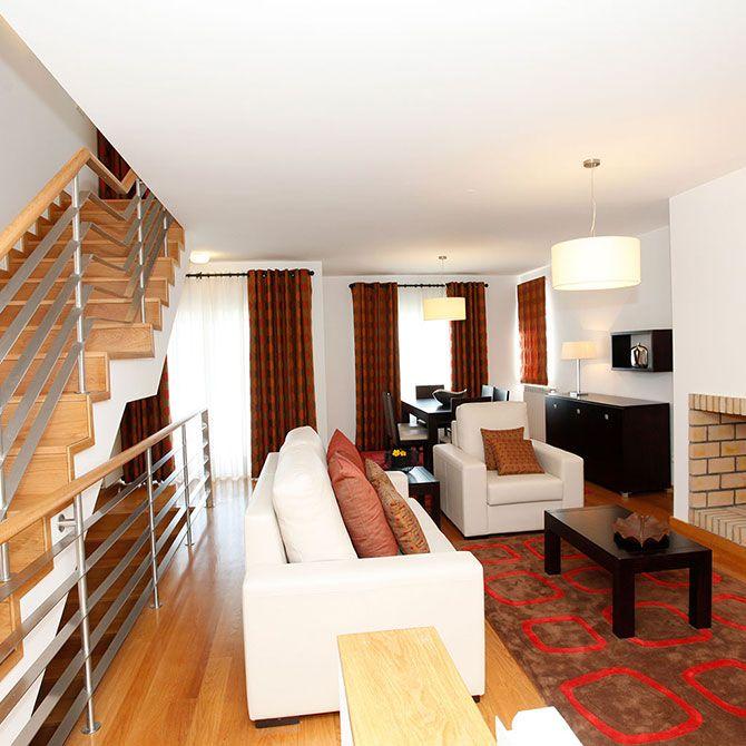 Apartamentos T2 Triplex