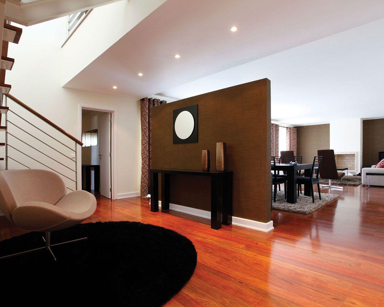 Villa V4 - Hall de Entrada