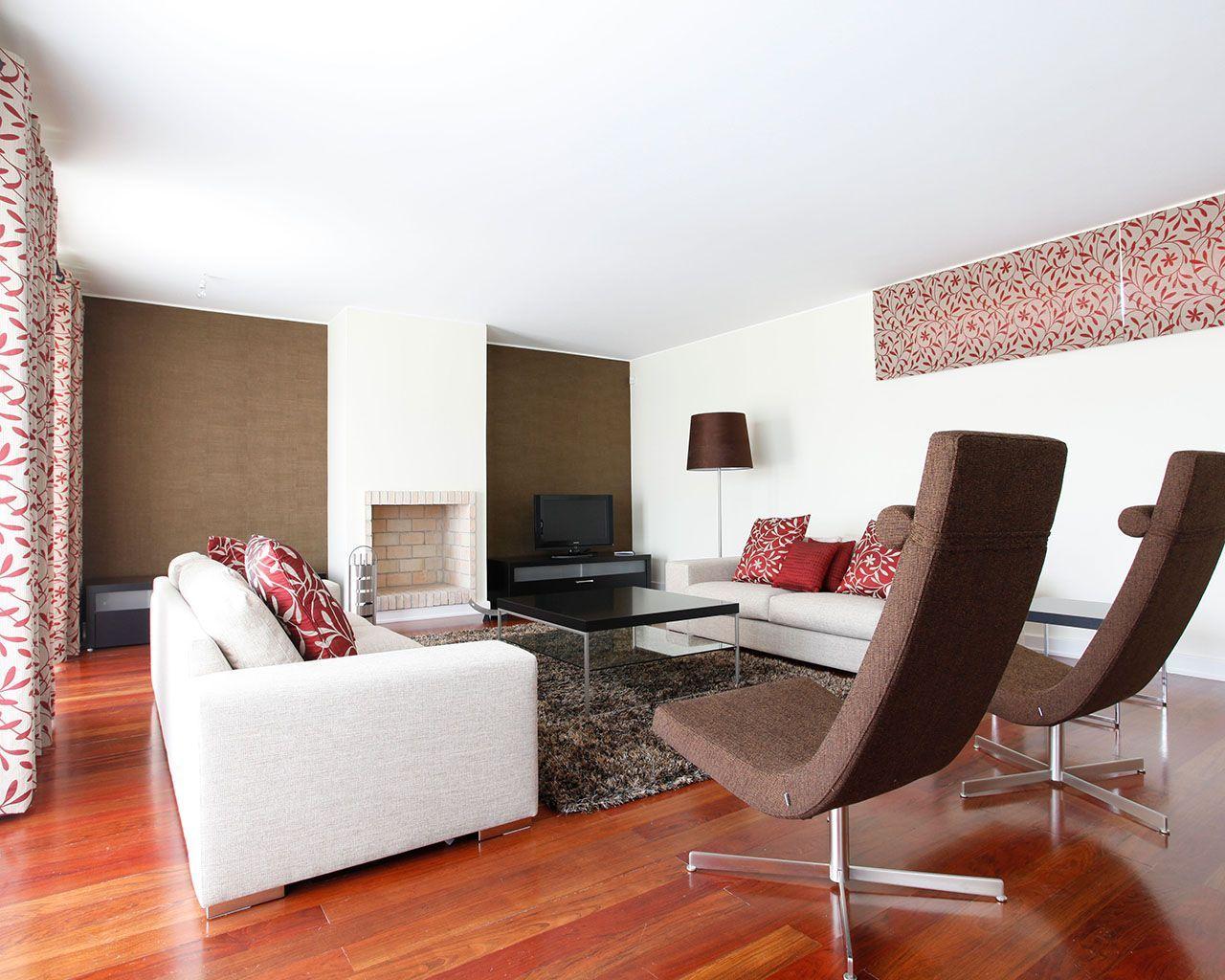 Villa V4 - Sala de Estar