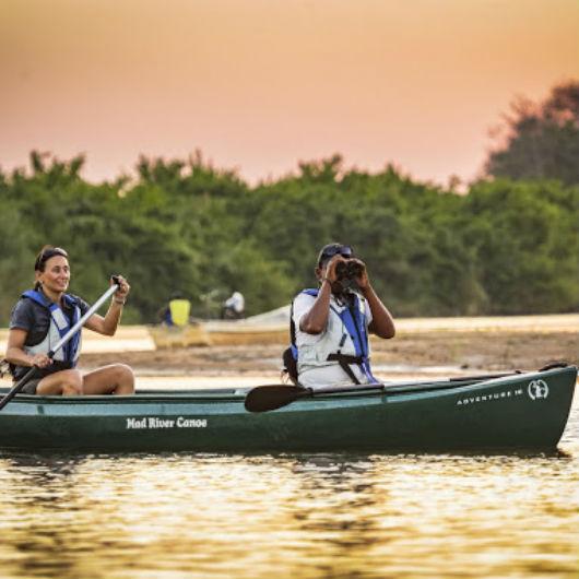 Canoe Safaris