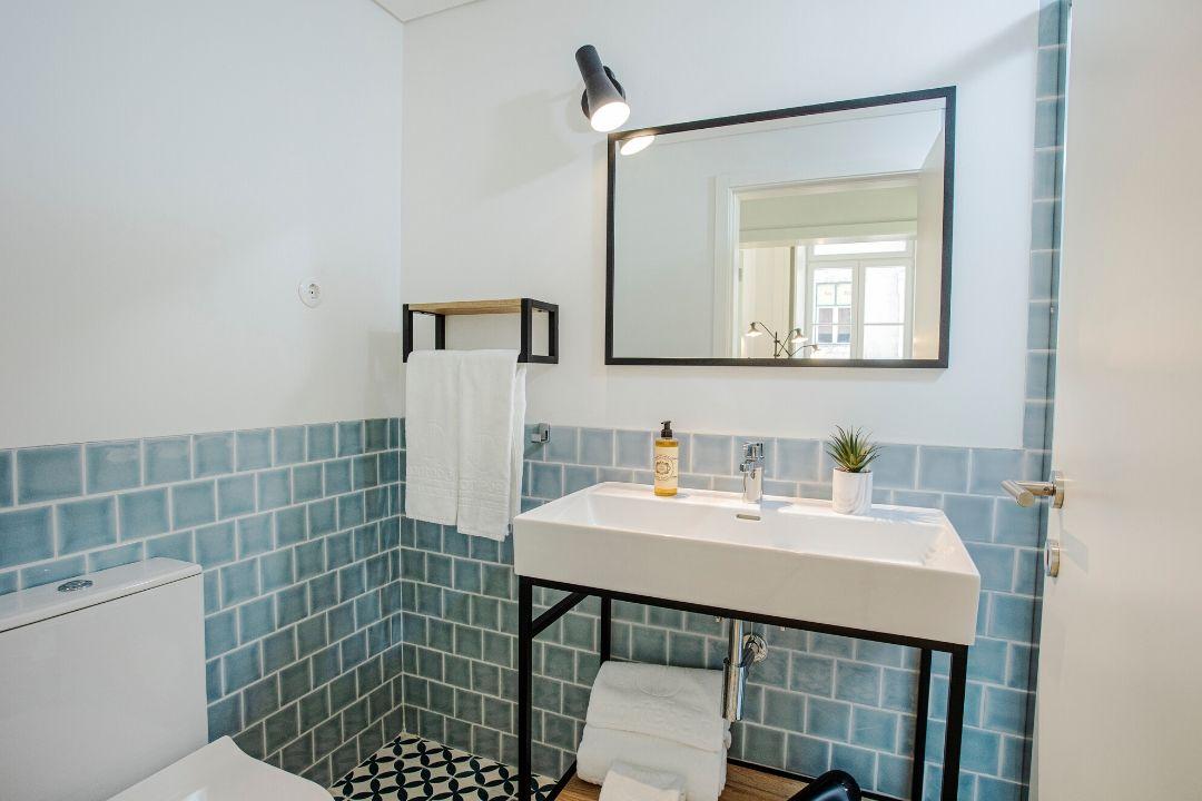 Casa de Banho - Apartamento T1