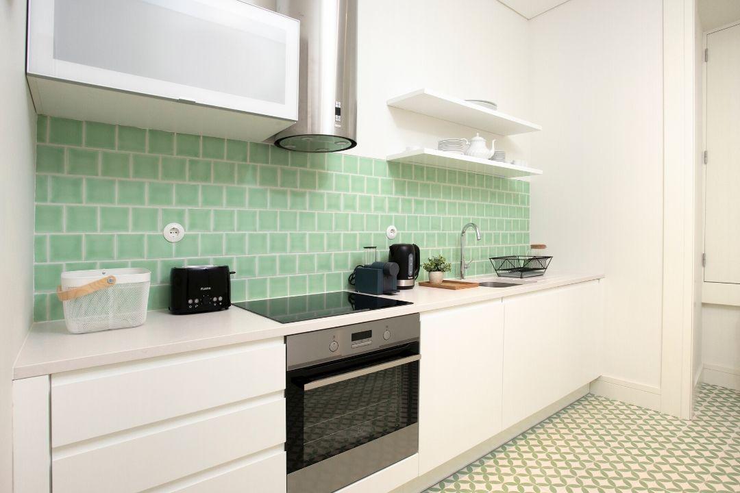 Cozinha - Apartamento T2