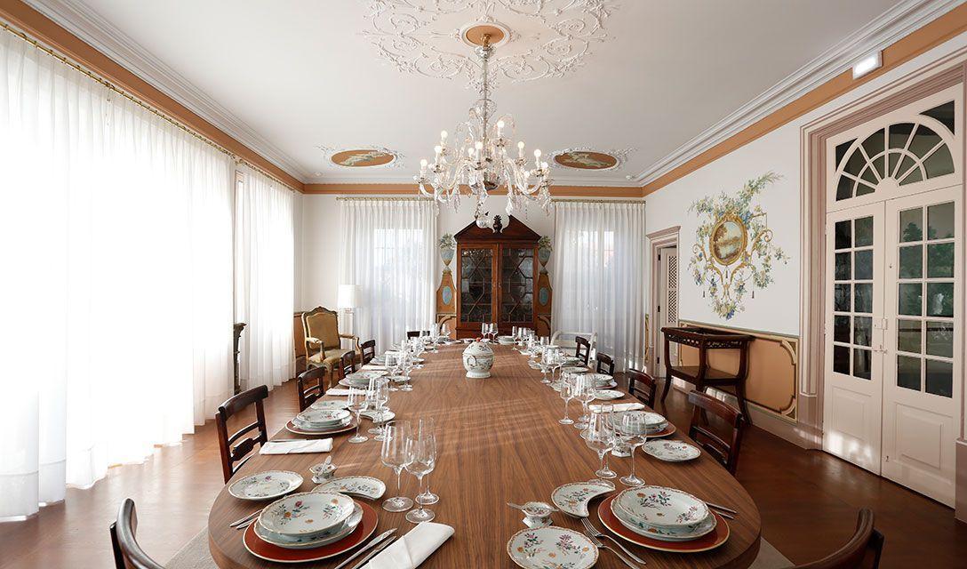 Sala de Jantar - Palácio dos Fundadores
