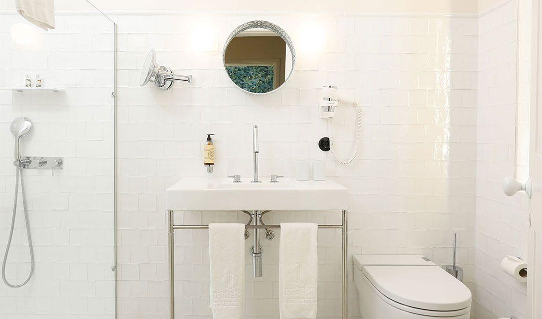 Casa de Banho nos quartos do Palácio dos Pintores