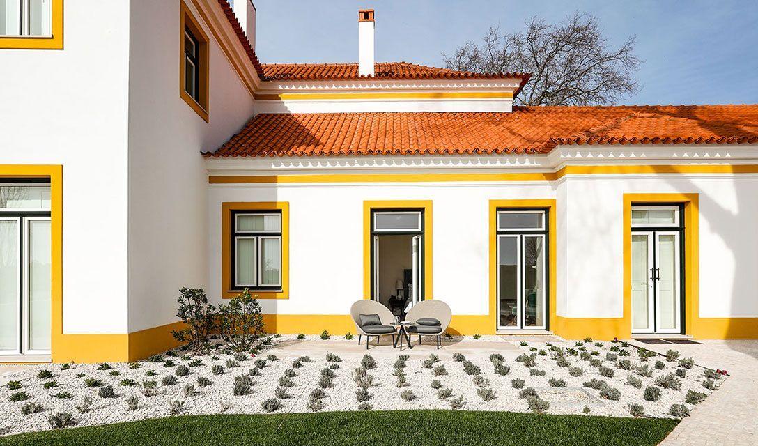 Terraço do Palácio dos Pintores