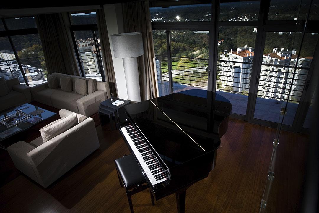 Piano - Penthouse