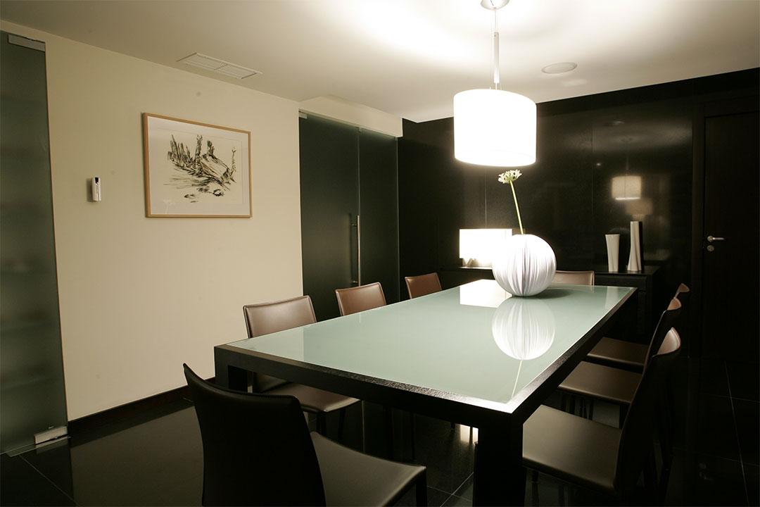 Sala de Jantar - Penthouse