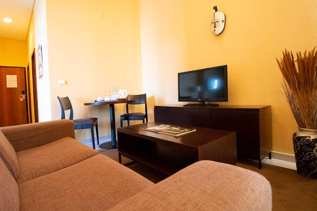 Sala Estar Suite Executiva