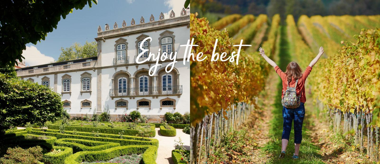 Enjoy the best