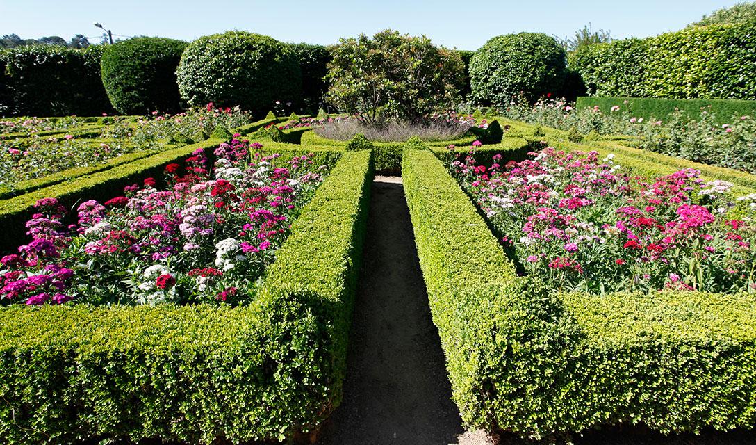 Jardins da Casa da Ínsua