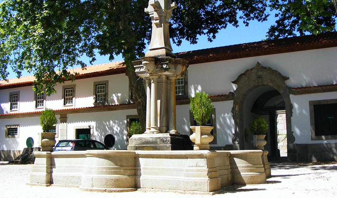 Pátio Casa da Ínsua