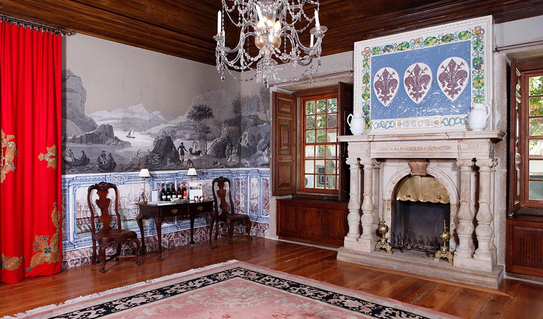 Sala Casa da Ínsua