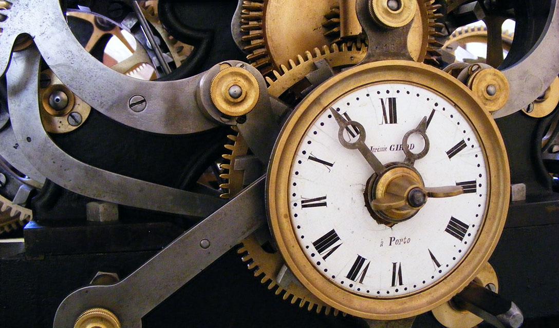 Sala do Relógio