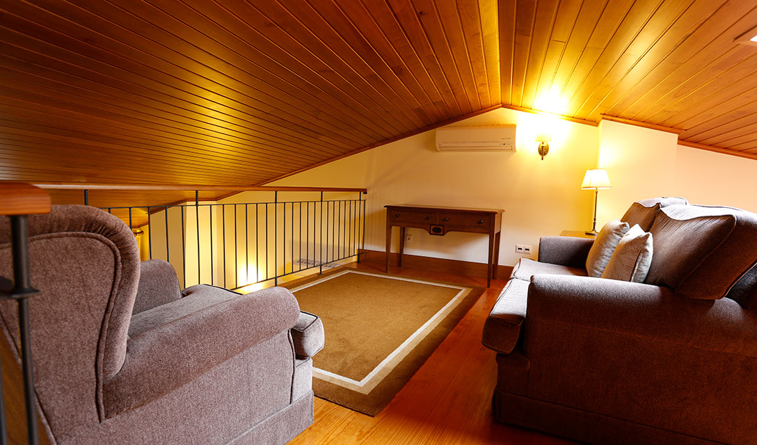 Apartments - Sitting Area