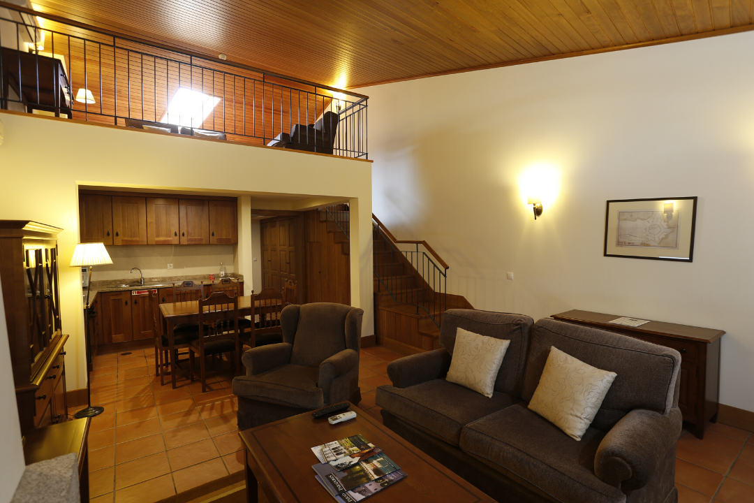 Sala de Estar - Apartamentos